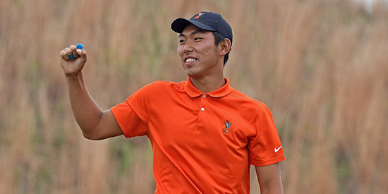 - Oklahoma State men's golf photo