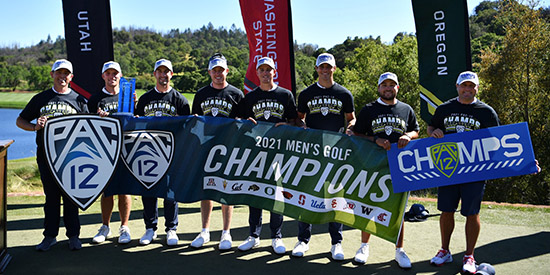- Arizona Men's Golf photo