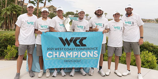 - Pepperdine Men's Golf photo