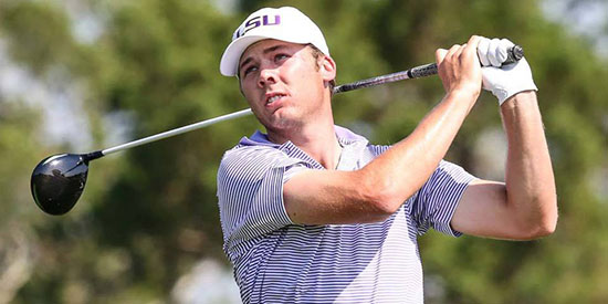 - LSU men's golf photo