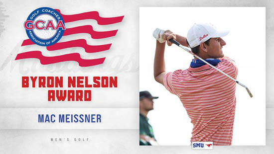 - SMU Men's Golf photo