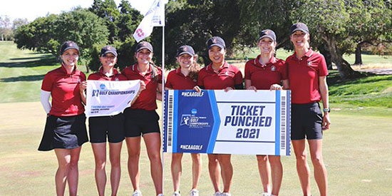 - Stanford Women's Golf photo