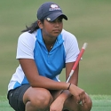 Odaiyar takes 1st Round lead at Dixie Women's
