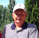 Steve Humphrey grabs hold of Dixie Senior Amateur lead