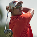 Tommy Mou takes lead into Southeastern Am final round