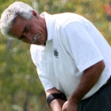 Ron Carter, Bob Stephens share Senior Dixie Amateur lead